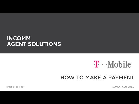 T-Mobile - Make Payment