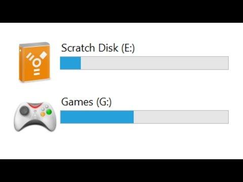 How To Add Custom Drive Icons (Windows 10)