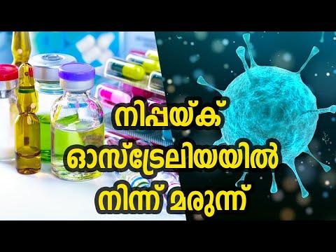 നിപ്പയ്ക് ഓസ്ട്രേലിയയിൽ നിന്ന് മരുന്ന് | Nipah Virus Kerala