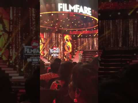 Junior NTR and Actor Karthi on Same stage Jio Filmfare 2017