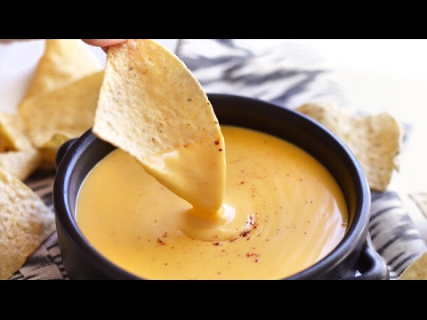 HOW TO MAKE NACHO CHEESE SAUCE!!