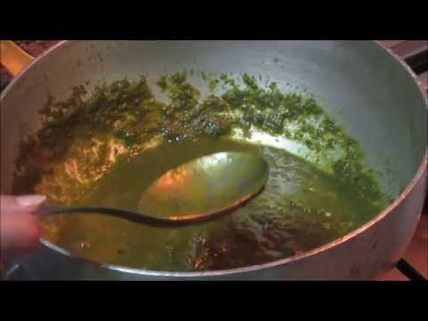 HOW TO MAKE PALAK KHICHADI.... HEALTHY SPINACH RICE