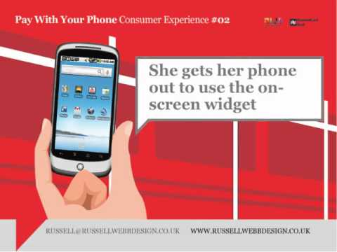 Pay With Your Phone #2 - Check Balance