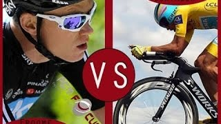 CONTADOR VS FROOME • Best of • 2014 |HD