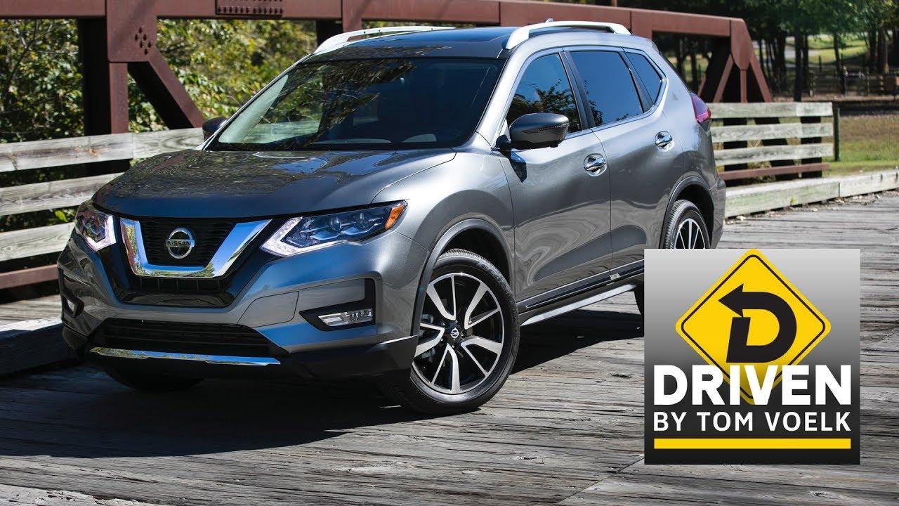 2018 Nissan Rogue SL AWD ProPilot Assist Review