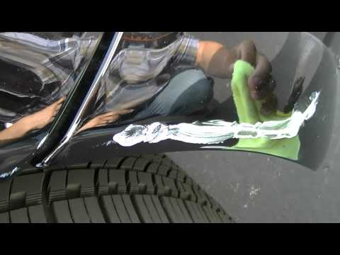 Paint Transfer Removal from your car using White-Lightnin'
