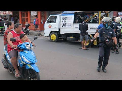 MMDA Motorcycle Apprehensions