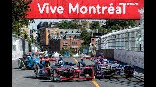 Race 1 highlights - Montréal ePrix - 2016/2017 FIA Formula E - Michelin Motorsport