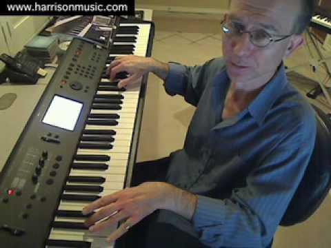 Trance Keyboard Lesson by Mark Harrison.mp4