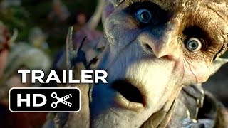 Strange Magic Official Trailer #1 (2015) - George Lucas Animated Movie HD
