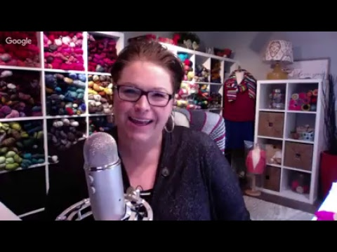 Yarn Thing Podcast with Marly Bird Quick Catch Up