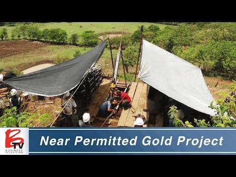 Near Permitted Gold Project in Nicaragua - Condor Gold