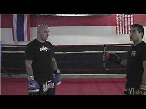Kickboxing Training : Kickboxing Sparring Techniques