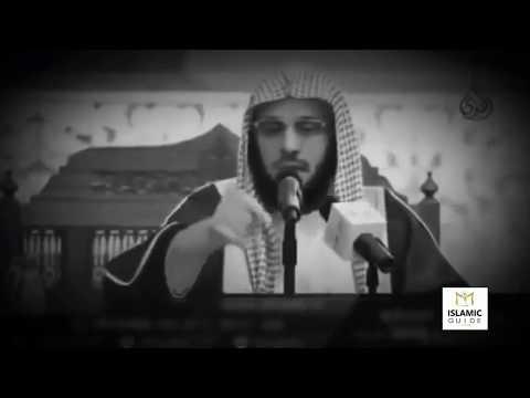الشيخ عائض القرني لاتحزن إن الله معنا من أجمل ماسمعت ✔