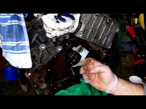 2002 Ford Explorer 4.0L left timing chain cassette, i got it without removing heads