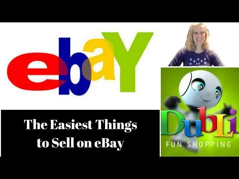 Drop Shipping 132 - The Easiest Things to sell on eBay