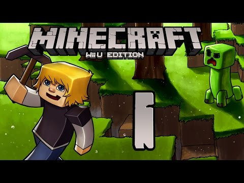 Let's Play Minecraft Wii U Edition [German][#1] - Last but not least!