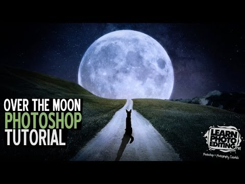 Photoshop Tutorial: How To Create A Spectacular Night Scene