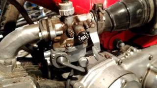 Troubleshooting Fuel Issues on a 1970 Honda Cub C70   Music