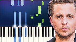 OneRepublic - Rescue Me (Piano Tutorial)