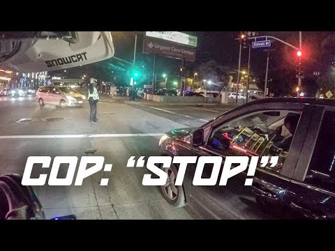 LADY STOP! (Bad Driver Compilation)