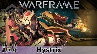 Warframe Weapon Overview - Hystrix