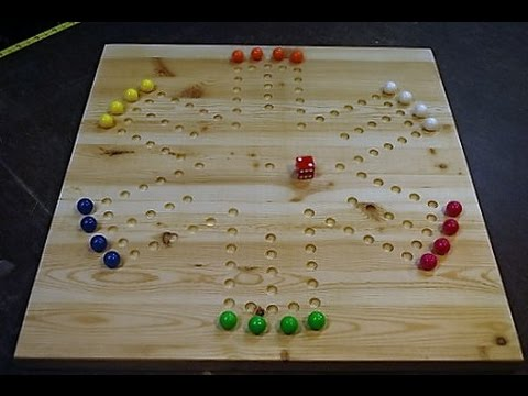 How to Make a Marble Game Board (woodlogger.com)