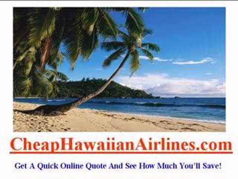 Flights to Hawaii Airlines cheap flights to Hawaii airfare t