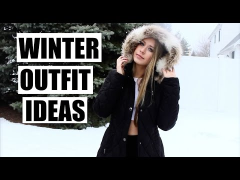 5 Winter Outfit Ideas (Winter Outfit Inspiration)