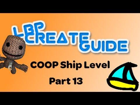 Co-op ship level (Part 13) (LBP2)