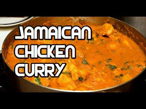 Jamaican Chicken Curry Recipe - Curried Chicken West Indian