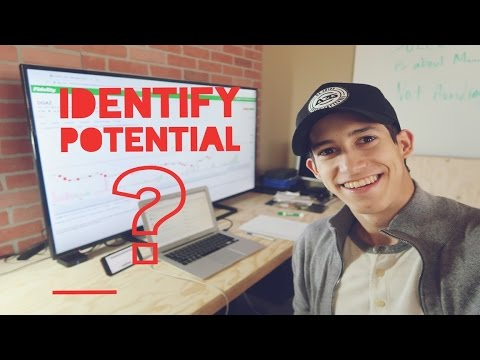 How to Identify Potential When Trading Stocks   Penny Stocks