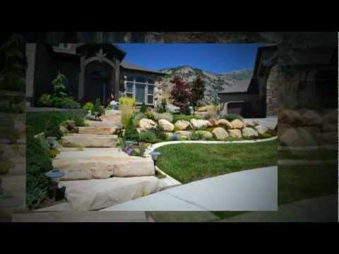 Natural Stone Steps - Stone Stairs