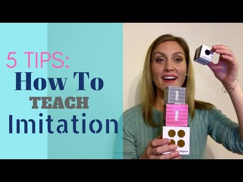 5 Tips How To Teach Verbal Imitation Speech Therapy Tips