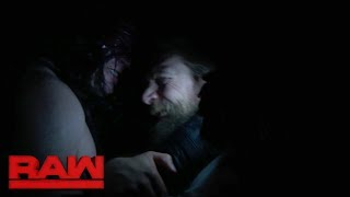 Kane unleashes a surprise attack on Daniel Bryan: Raw, Oct. 30, 2017