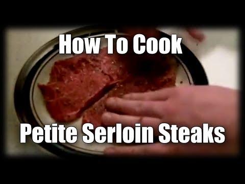 Petite Sirloin Steaks