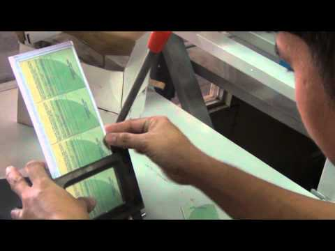 PVC ID printing