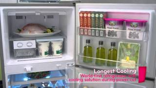 LG Refrigerator Product Movie - Evercool