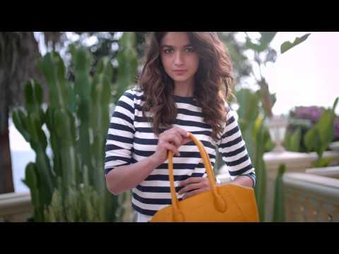 Caprese SS'15 Collection TVC featuring Alia Bhatt