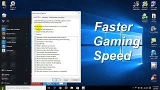 How to make your PC/Laptop run faster in ONE STEP - Faster FPS = Faster Gaming - Free Tip