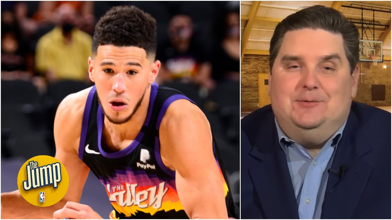 Brian Windhorst is bullish on the Suns' hopes in the playoffs | The Jump