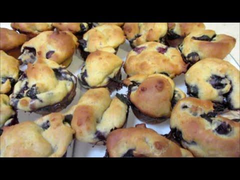 Otis Spunkmeyer Blueberry Mini Muffins Skewers Recipe 15 Second