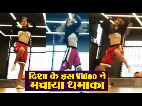 Xxx Mp4 Disha Patani Is Back With Her Killer Dance Moves Check Out Video FilmiBeat 3gp Sex