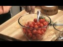 Oven-Roasted Cherry Tomatoes