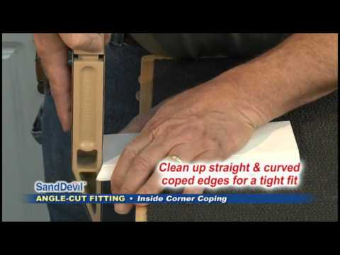 Trim Angle Cut Fitting