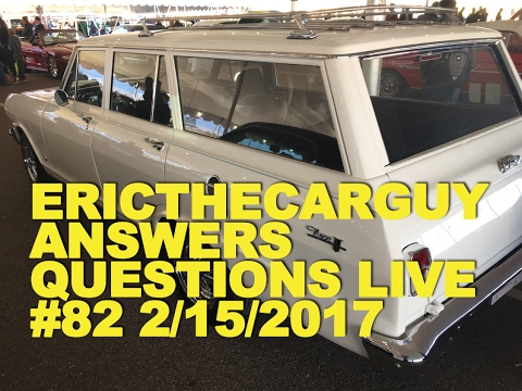 ETCG Answers Questions Live #82 (AMA) 2/15/2017