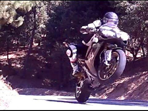 fun little wheelies out of corner