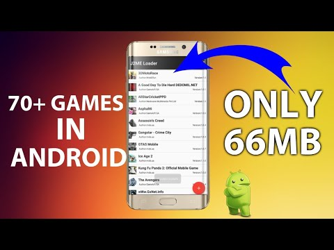 70+ Highly Compressed Games For Android | Java Games On Android | Highly Compressed Android Games