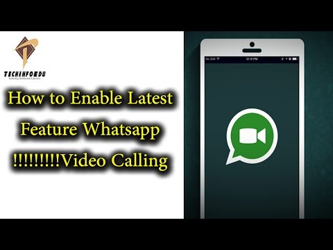 How to Make Free Video Call With WhatsApp Easy Trick