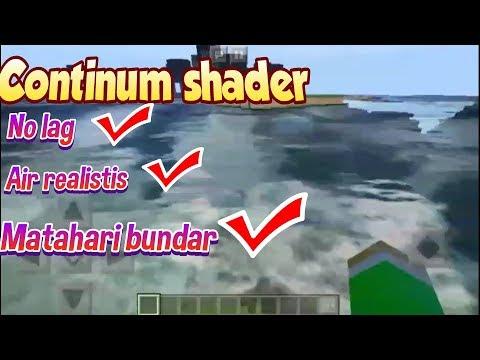 Continuum Shader mcpe super realistis abad ini - minecraft PE